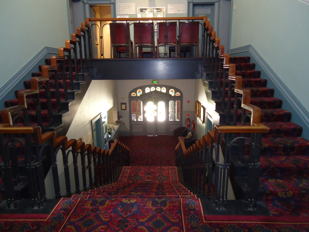 Foyer, 1888 Building